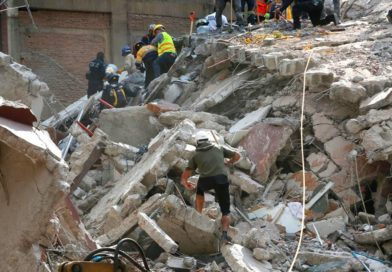 Já são mais de 130 mortos: Vídeos mostram destruição causada pelo terremoto no México