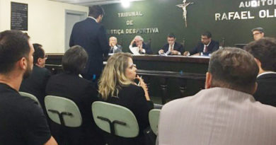 Caso Ba-Vi: O TJD exagera e penaliza duramente o Vitoria com multas, expulsões além de perder os pontos