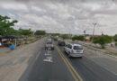Pacientes que saíram em micro-ônibus de Santaluz para Salvador são assaltados na BR 116