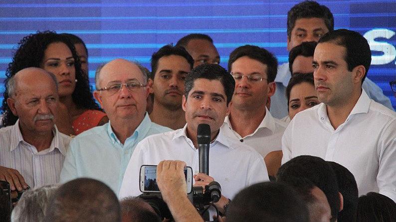Prefeito ACM Neto desiste de concorrer para eleições de Outubro