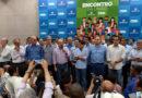 Democratas e PSDB anunciam candidaturas de José Ronaldo ao Governo e Jutahy, ao Senado