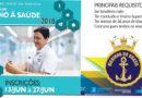 Marinha abre 177 vagas para profissionais da saúde