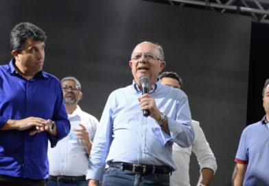 Prefeito de Serrinha confirma apoio a José Ronaldo