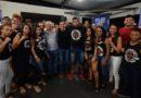 José Ronaldo visita centro esportivo na Boca do Rio