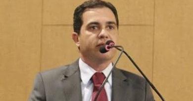 Deputado Tom Pede direito de resposta ao site Callila por notícia falsa