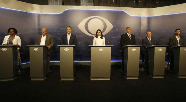 Campanha para governador da Bahia tem seu primeiro debate