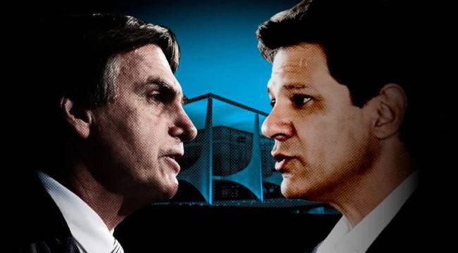 Datafolha e IBOPE apontam vitória para Bolsonaro nas eleições deste domingo