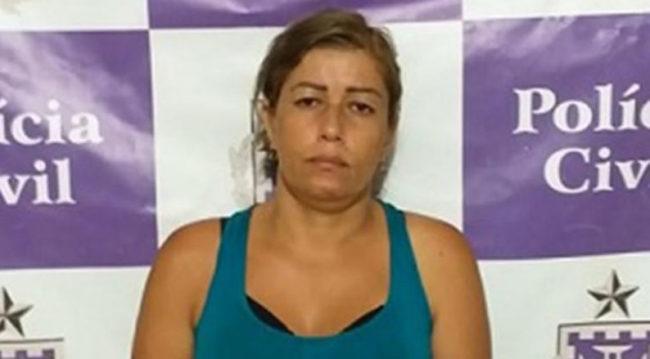 Polícia prende mãe que vendeu filho único por R$ 5 mil no interior da Bahia