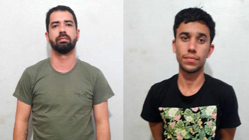 Suspeitos são presos por manterem estufa de maconha em Cândido Sales