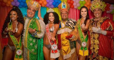 Concurso elege rainha e princesas do Carnaval de Salvador 2019
