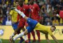 Brasil decepciona com empate e começa o ano sob vaias