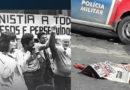 """170 pessoas morrem assassinadas por dia no Brasil e os anistiados da """"ditadura"""" ainda recebem indenizações."""