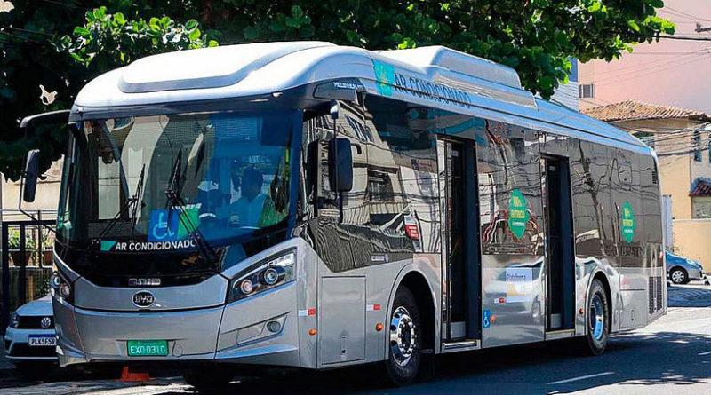 Ônibus 100% elétrico será testado em linhas de Salvador a partir de terça (16)
