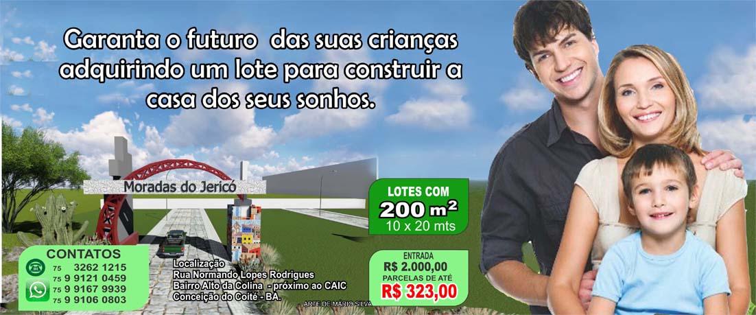 LOTEAMENTO MORADAS DE JERICÓ