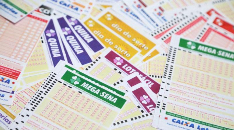 Apostas lotéricas sofrem reajuste a partir desta segunda(11)