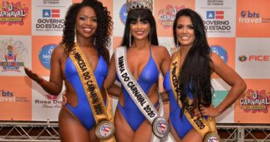 Digital influencer de Feira de Santana é eleita rainha do carnaval de Salvador