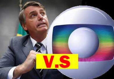 Corrupta, suja e manipuladora: A Globo quer derrubar o presidente da República.