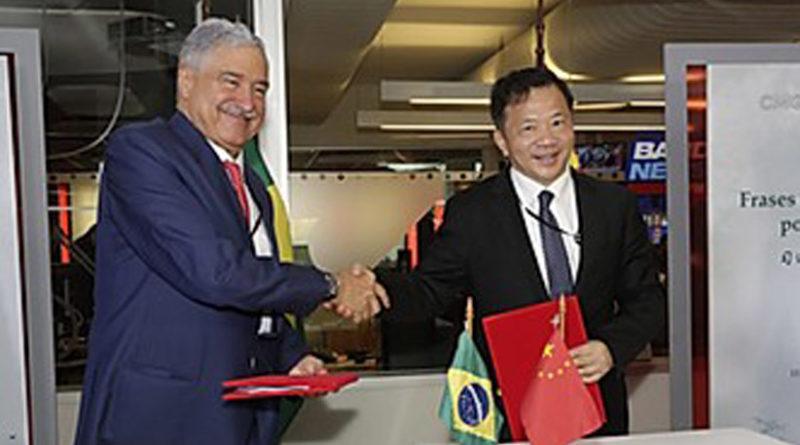 China compra empresas brasileiras: até uma emissora, com o aval e sociedade de Dória.