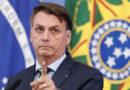 O presidente Jair Bolsonaro disse que a esquerda está em declínio.