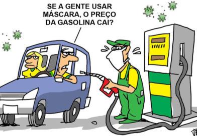 Contra o povo Senadores e governadores se articulam para barrar projeto de redução de preços dos combustíveis.